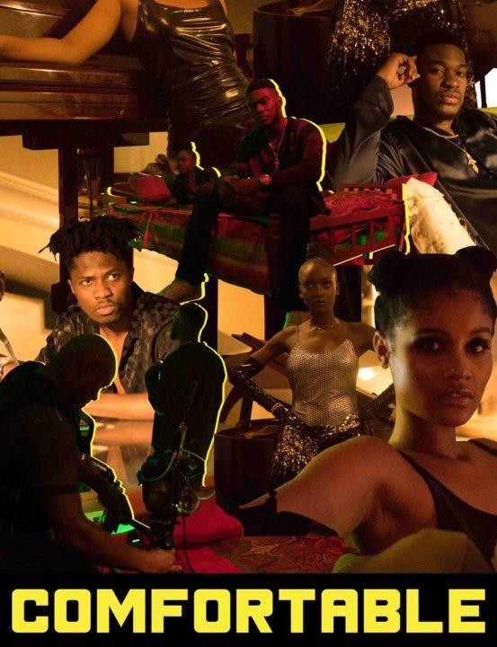 VIDEO: Nonso Amadi ft. Kwesi Arthur – Comfortable