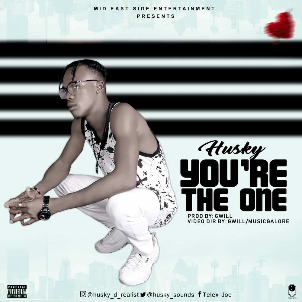 VIDEO: HUSKY – YOU'RE THE ONE (Dir. GWill)