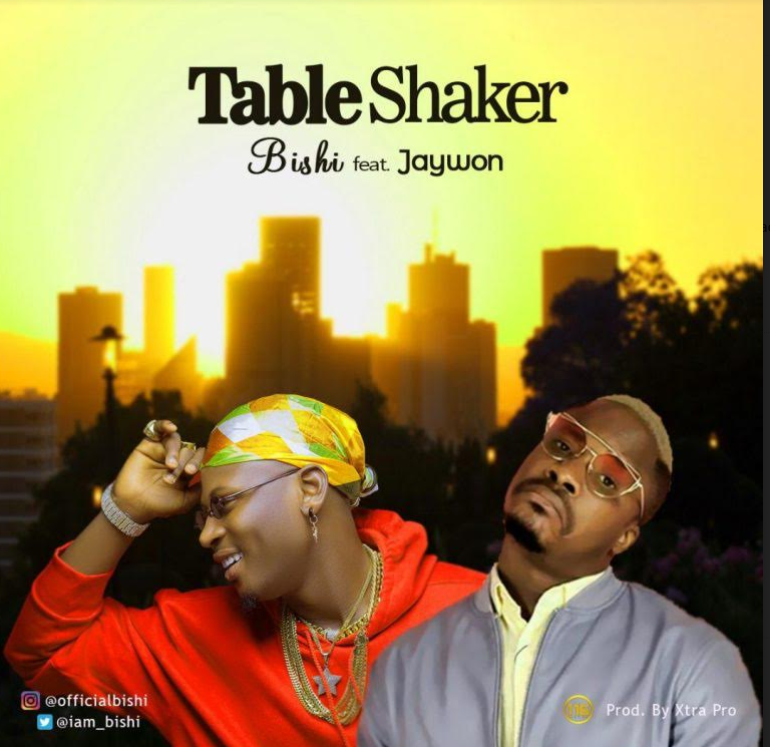 "Fresh: Bishi – ""Table Shaker"" ft. Jaywon"