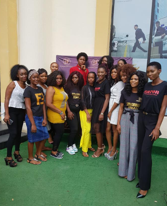 Exclusive: Check out beautiful faces at the 2nd edition of Extraordinary Female event
