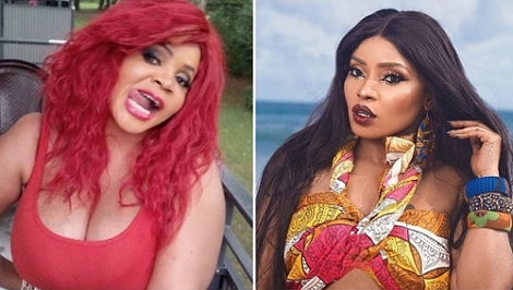 Cossy Ojiakor continues her efforts to get Halima Abubakar into a public fight