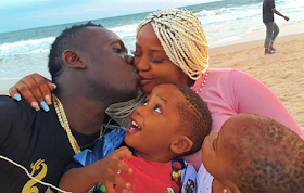 Duncan Mighty and wife welcome third child