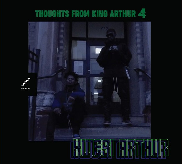 VIDEO: Kwesi Arthur – Thoughts From King Arthur 4