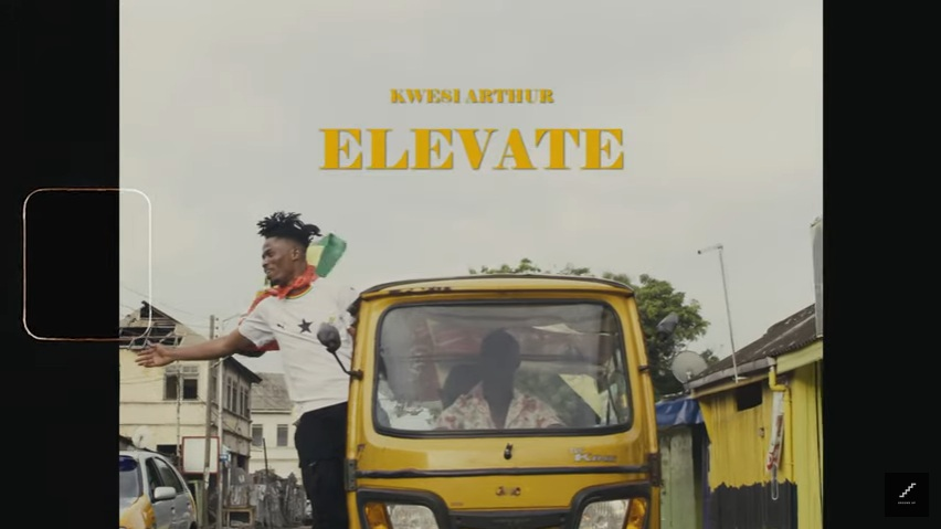 VIDEO: Kwesi Arthur – Elevate (Black Stars Anthem)