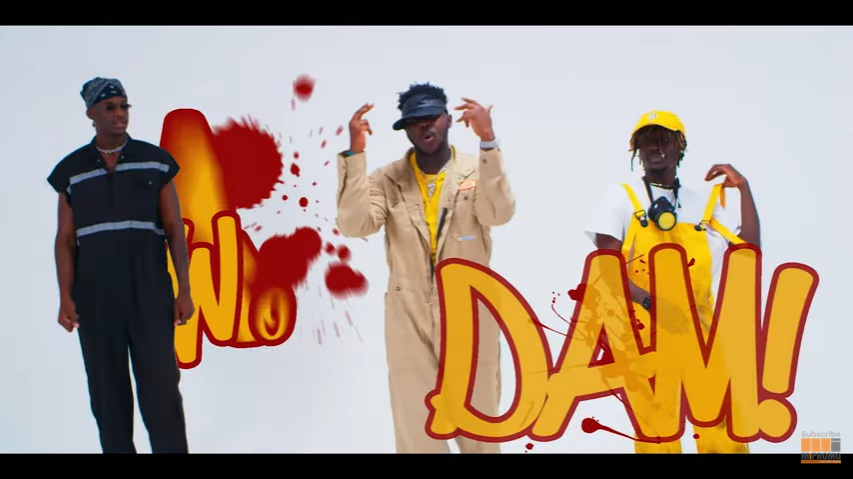 VIDEO: Medikal ft. Joey B & Kofi Mole – Drip