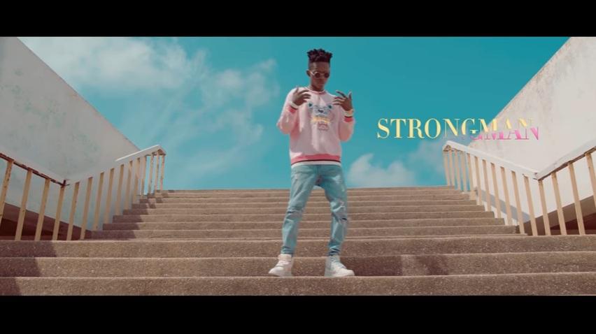 VIDEO: Strongman ft. Kelvynboy – Crazy For You