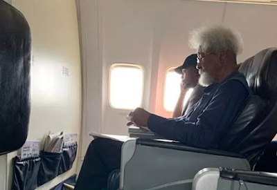 Oil Mogul Tonye Cole bitterly explains how a young man ordered Soyinka off his seat in a flight