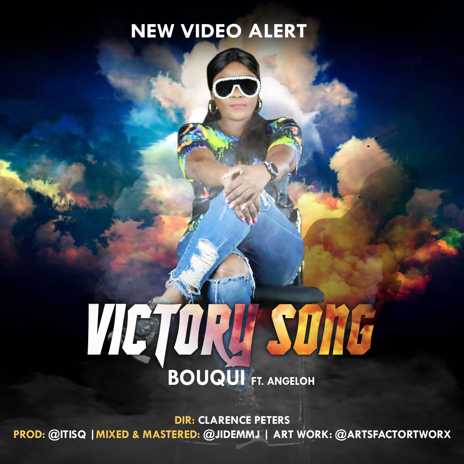 VIDEO: Bouqui – Victory Song ft. Angeloh