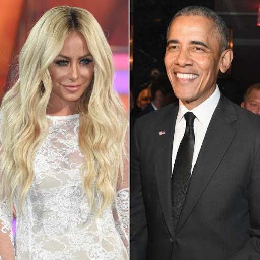 USA Singer Aubrey O'Day wants Barack Obama as Her Sperm Donor