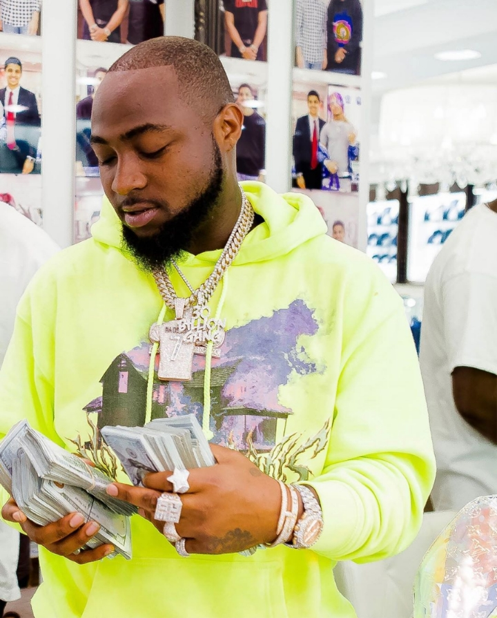500 Million+ Streams: Davido Is Nigeria's Most Viewed Artiste On YouTube