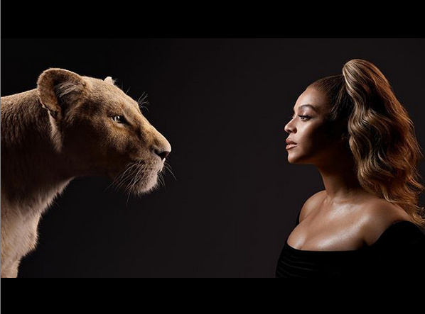 Beyoncé's New Lion King Album Features Burna Boy, Tiwa Savage, Wizkid & More