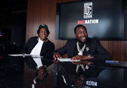 Meek Mill Launches Dream Chasers Record Label in Partnership With Roc Nation