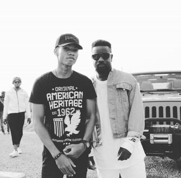 Ghanaian Music: KiDi ft. Sarkodie – Adiepena (Remix)