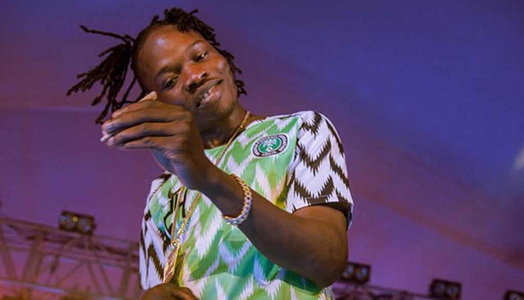 "Naira Marley's ""SOAPY"" Sits Number 1 On iTunes ""Top 100 Nigeria"""