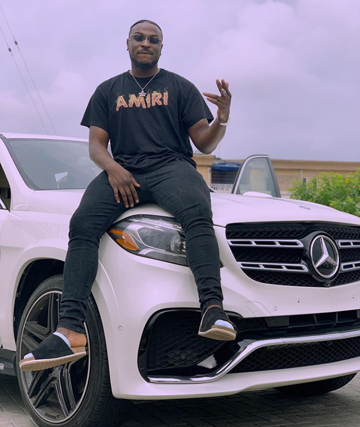 Peruzzi Acquires Brand New Mercedes Benz SUV