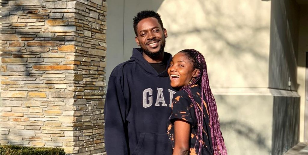 Simi Reveals Where and How she met Adekunle Gold
