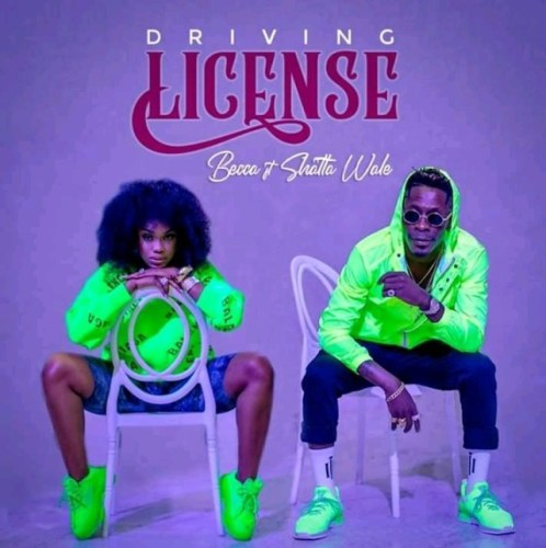 Ghanaian Music: Becca ft. Shatta Wale – Driving License