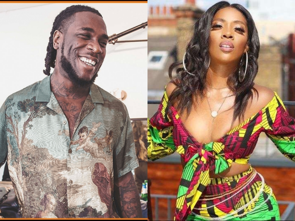 Burna Boy & Tiwa Savage Stun At Afropunk Paris