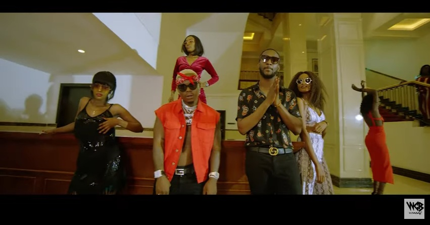 VIDEO: Eugy ft. Harmonize – Lolo (Remix)