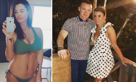 Woman who had a threesome with Wayne Rooney sends fresh apology to wife, Coleen Rooney
