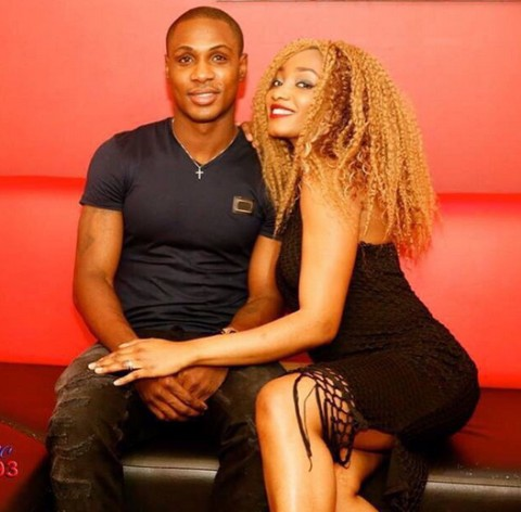 Jude Ighalo's wife slams family member who used their mansion for a party in their absence