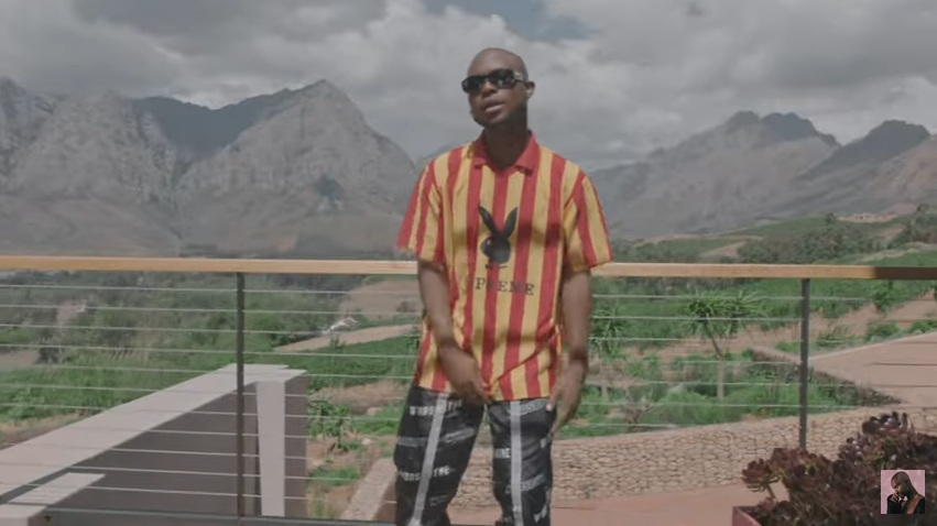VIDEO: King Promise – Commando