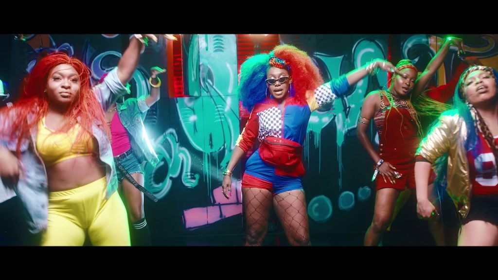 DANCE VIDEO: Niniola – Boda Sodiq