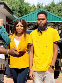 Regina Daniels brother arraigned for assaulting police officer.. he is remanded at Ikoyi prison