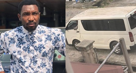 Inspector General of Police orders probe of officers who stormed Timi Dakolo's home