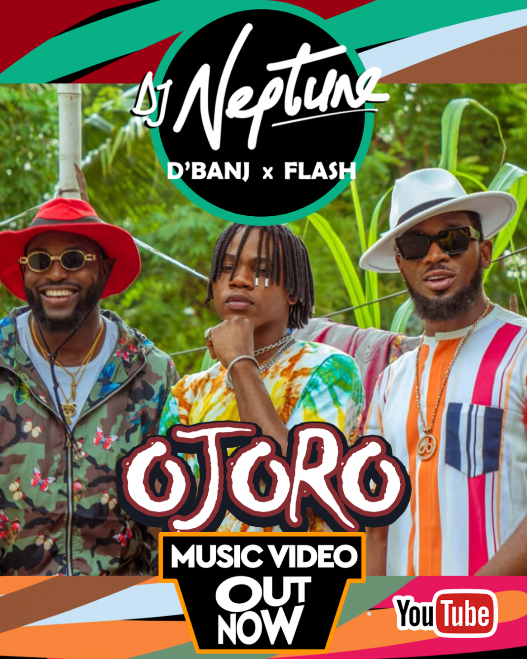 VIDEO: DJ Neptune – OJORO Ft. D' Banj & Flash