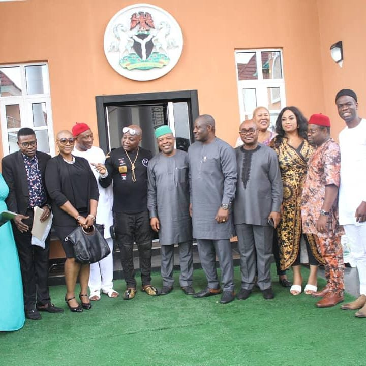 Creative Industry Group Appoints Gov Ihedioha As Patron