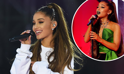 Ariana Grande nervous as she headlines Manchester Pride after 2017 bombing