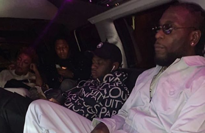 Elton John gives Burna Boy a shout out as singer goes gaga in celebration (video)