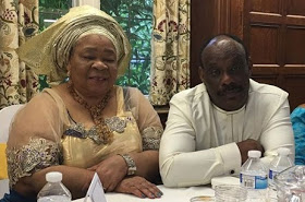 Don Jazzy celebrates his parents on their wedding anniversary (video)