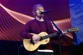 Ed Sheeran failed music course but still became global best-selling pop star