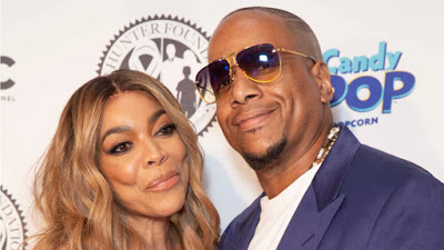 Wendy Williams takes cheating husband back as her business manager