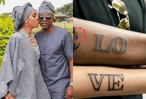 Iceberg Slim actually cheated on Juliet Ibrahim., read his apology letter to her