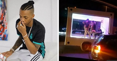Indecent viral video: Police grants Tekno bail