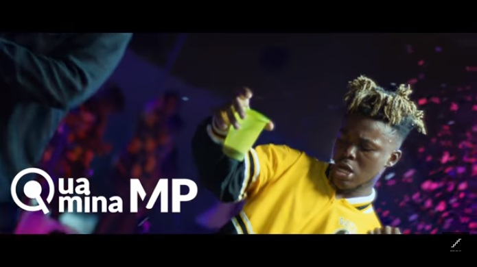 VIDEO: Quamina MP x Medikal – Amanfuor Girls