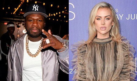 50 Cent slams Lala Kent after she claims she bruised his ego with feud