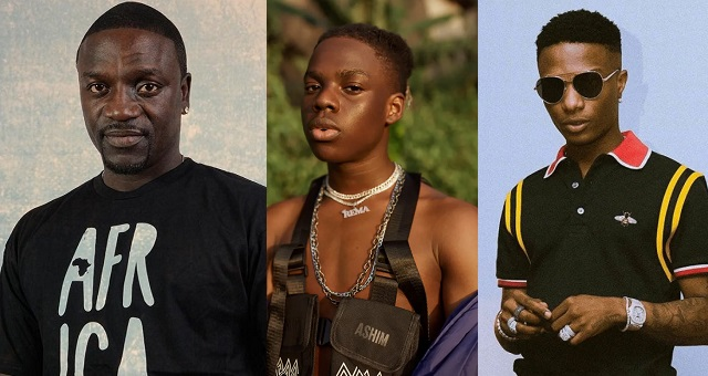 "He Reminds Me of Wizkid"" – Akon Certifies ""Rema"" As The Next Superstar"