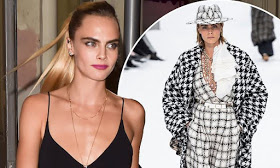 Cara Delevingne becomes the UK's highest paid supermodel