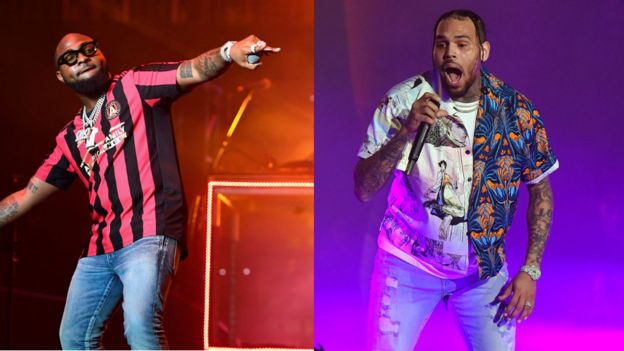 Chris Brown Brings Out Davido At The New York Stop Of His Indigo Tour | Watch Video