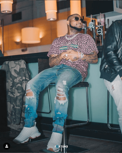Davido Reveals Himself & Chris Brown Are Working On A Joint Album To Be Released In 2020