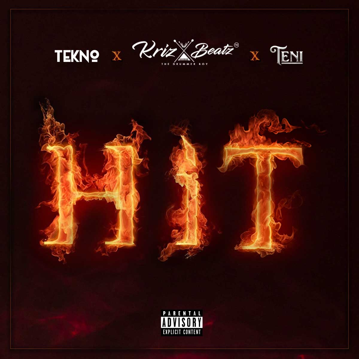 Music: Krizbeatz- HIT ft. TEKNO & TENi