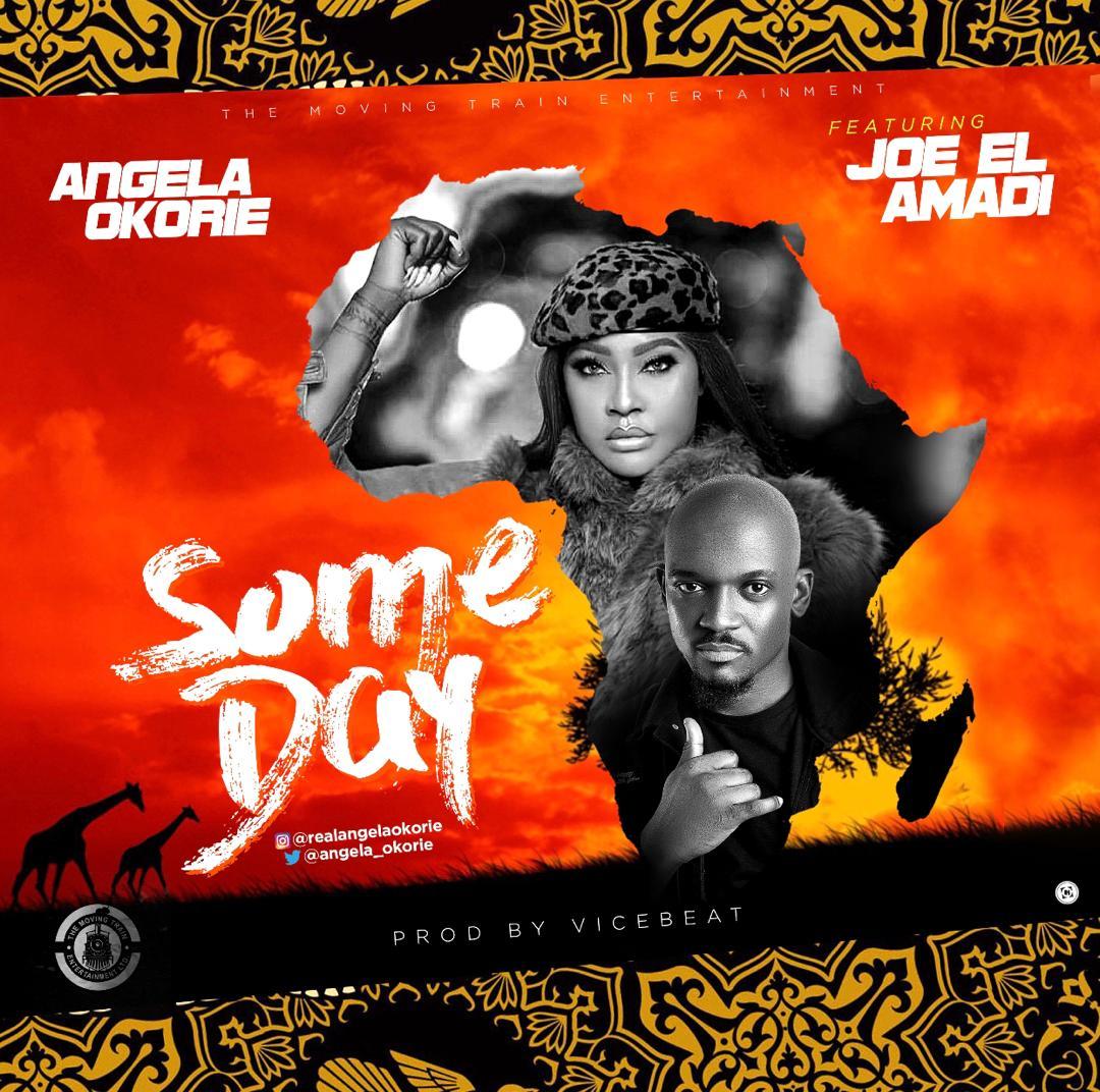 Premiere: Angela Okorie x Joel – Someday