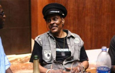 Majek Fashek Battling For Survival After Being Hospitalized In London