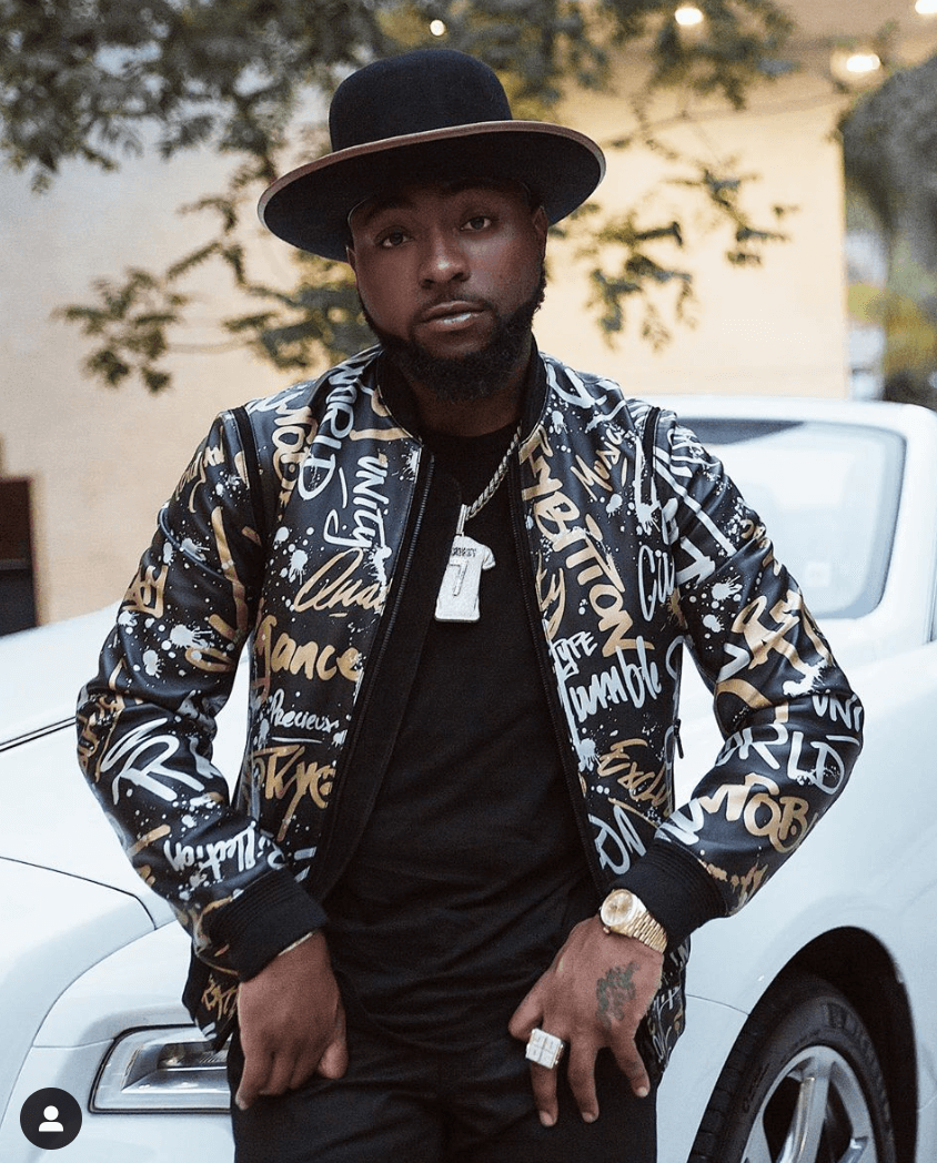 Davido To Appear In Upcoming Hollywood Movie, 'Coming To America 2'