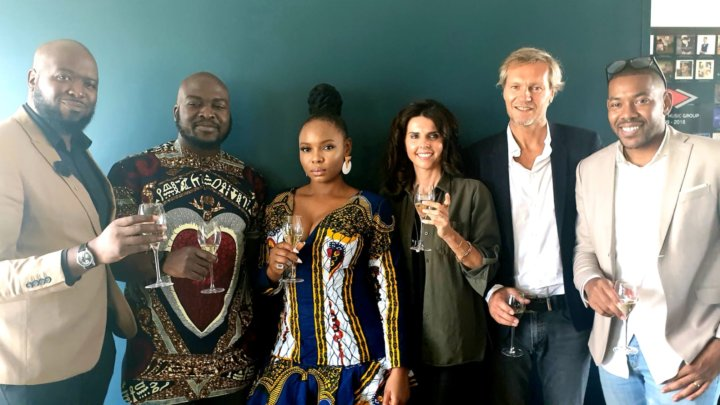 Yemi Alade Signs Licensing Deal with Universal Music