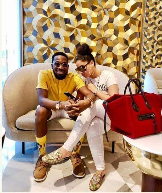 Dbanj & Wife Reportedly Welcome A Son